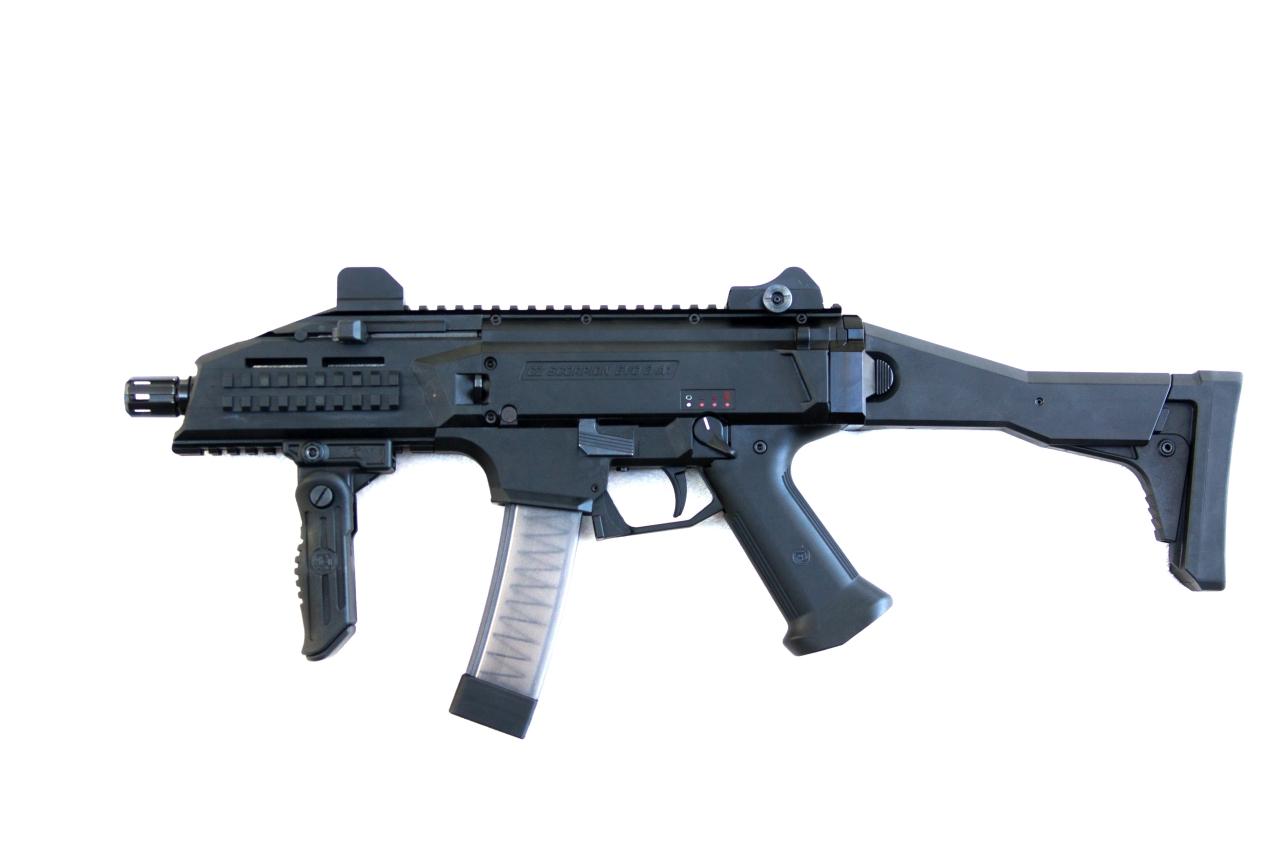 9mm Scorpion EVO 3