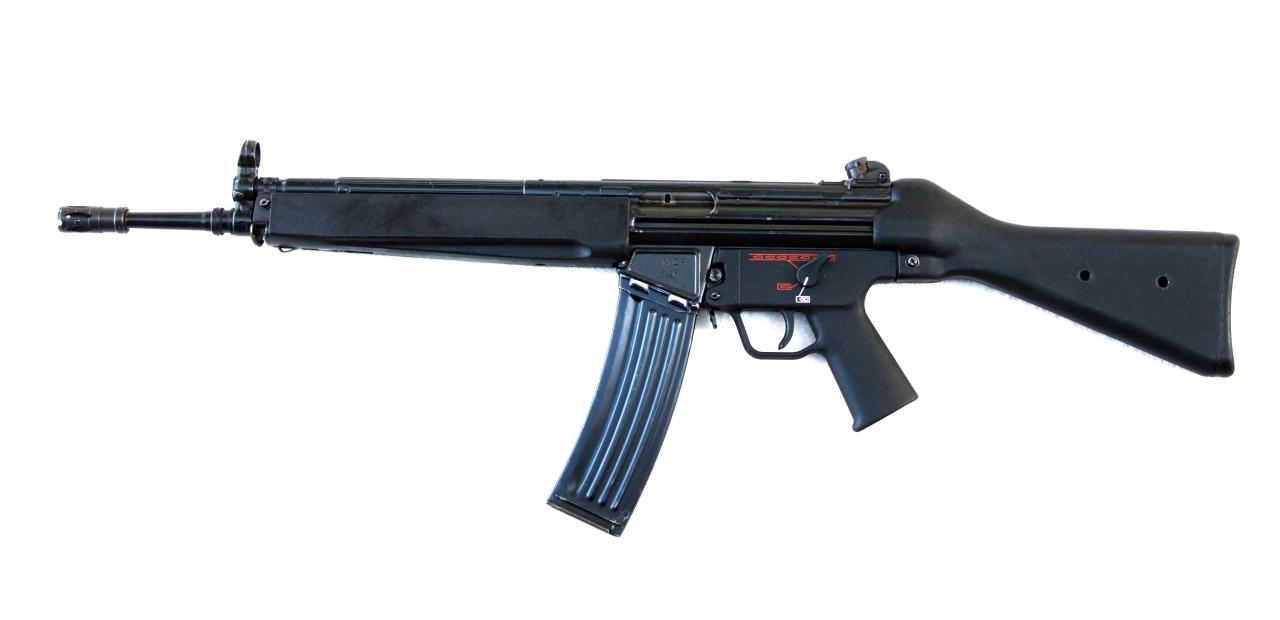 5,56mm HK G33
